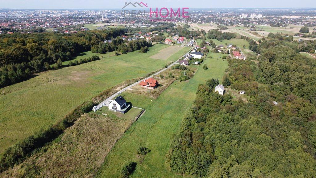 Działka budowlana na sprzedaż Rzeszów, Słocina  1111m2 Foto 2