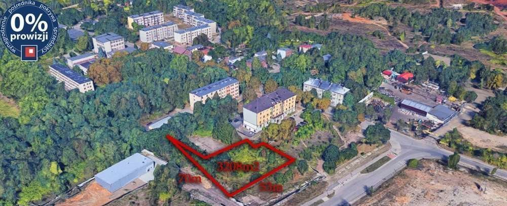 Działka komercyjna na sprzedaż Piekary Śląskie, Brzeziny Śląskie  2119m2 Foto 3