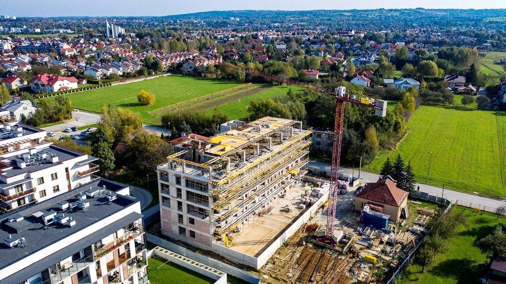 Mieszkanie trzypokojowe na sprzedaż Rzeszów, Urocza  56m2 Foto 1