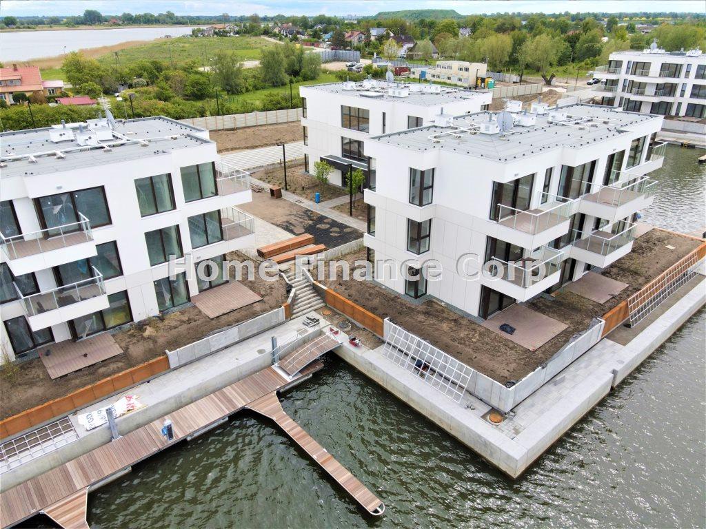 Mieszkanie trzypokojowe na sprzedaż Gdańsk, Wyspa Sobieszewska  76m2 Foto 3
