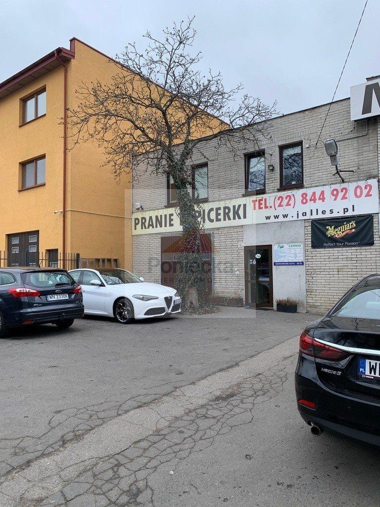 Działka budowlana na sprzedaż Warszawa, Mokotów, Górny Mokotów, Wałbrzyska  610m2 Foto 4