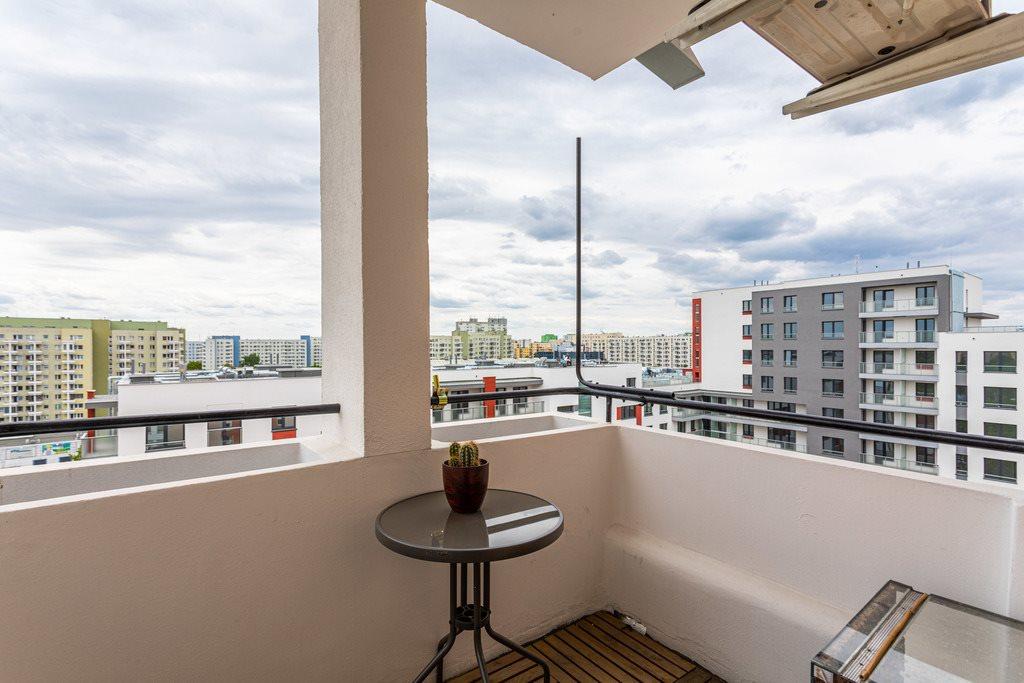 Mieszkanie dwupokojowe na sprzedaż Warszawa, Mokotów, Służew, Sonaty  45m2 Foto 7