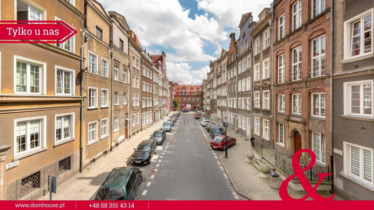 Mieszkanie trzypokojowe na wynajem Gdańsk, Stare Miasto, Ogarna  58m2 Foto 8