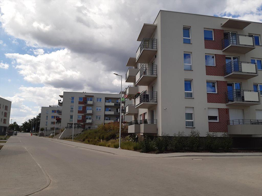 Mieszkanie trzypokojowe na sprzedaż Wrocław, Krzyki, Księże Wielkie, Cieszyńska  55m2 Foto 1