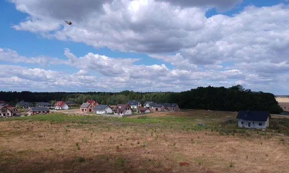 Działka budowlana na sprzedaż Trzcielin, słowicza  1664m2 Foto 5