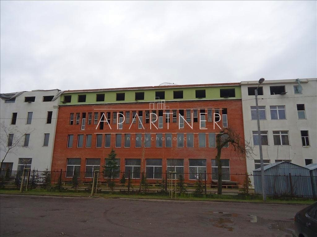 Lokal użytkowy na sprzedaż Łódź, Bałuty  10175m2 Foto 3