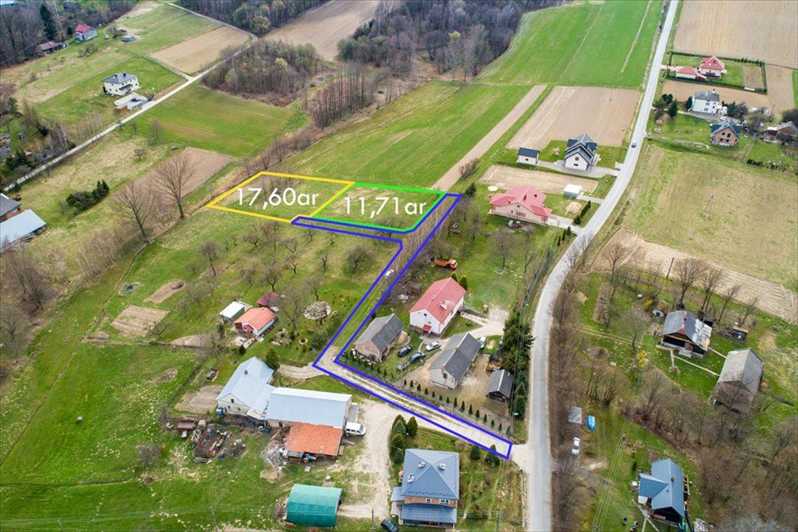 Działka budowlana na sprzedaż Wola Zgłobieńska, Boguchwała  1337m2 Foto 4