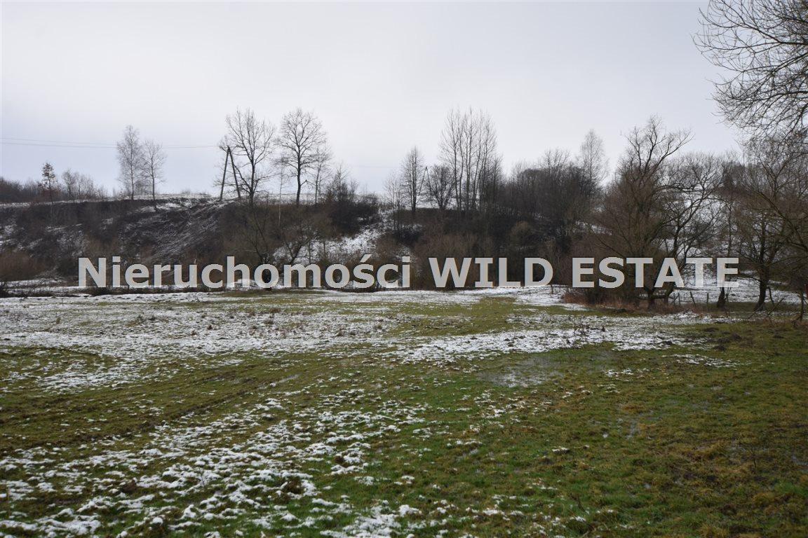 Działka rolna na sprzedaż Olszanica, Paszowa  3891m2 Foto 1