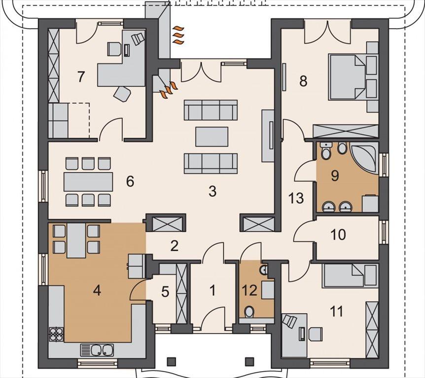 Dom na sprzedaż Ruda Strawczyńska  162m2 Foto 3