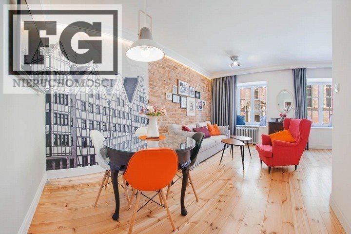 Mieszkanie dwupokojowe na wynajem Gdańsk, Śródmieście, Długa  43m2 Foto 1