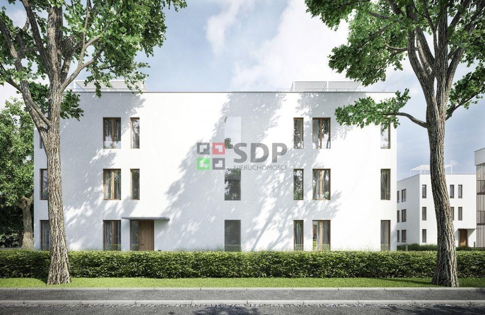 Mieszkanie trzypokojowe na sprzedaż Wrocław, Krzyki, Borek  52m2 Foto 5