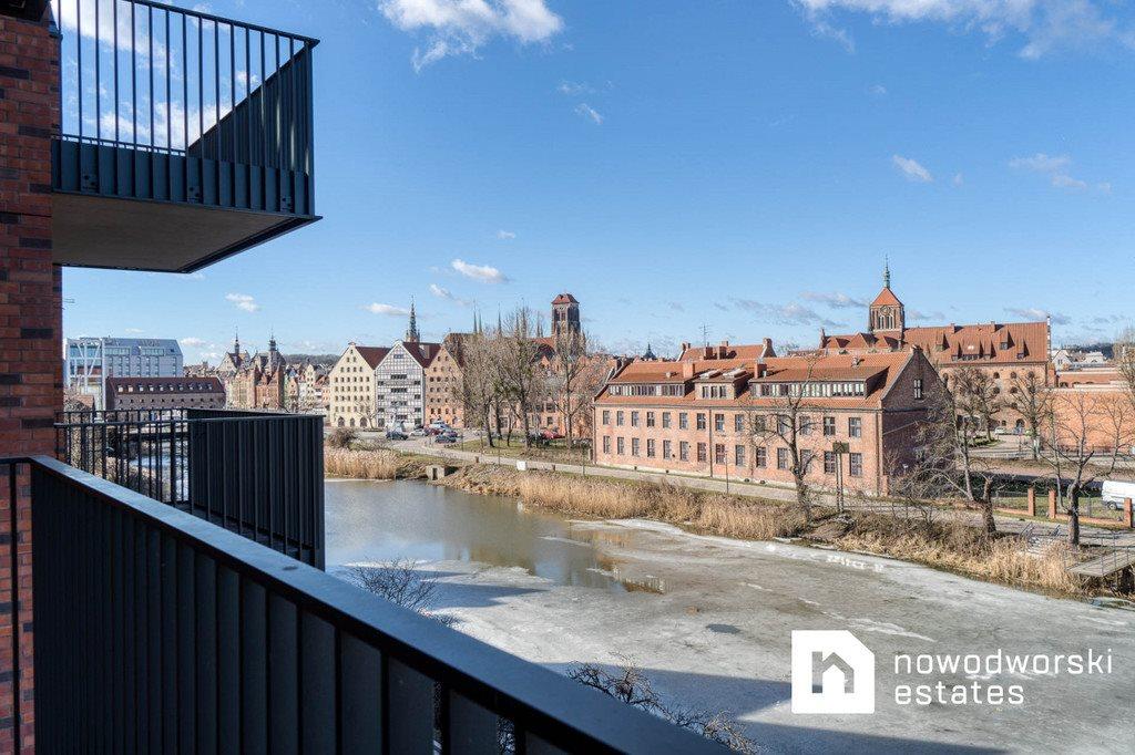 Mieszkanie dwupokojowe na wynajem Gdańsk, Śródmieście, Angielska Grobla  49m2 Foto 12