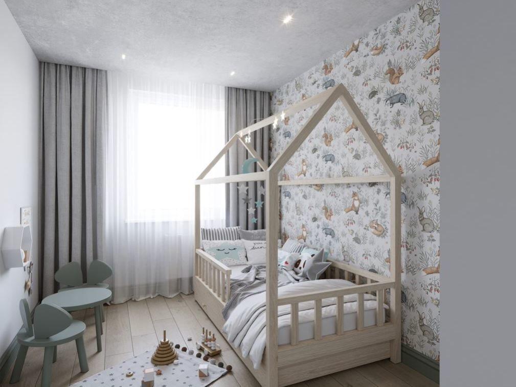 Mieszkanie czteropokojowe  na sprzedaż Gdańsk, Jasień, Potęgowska  61m2 Foto 5