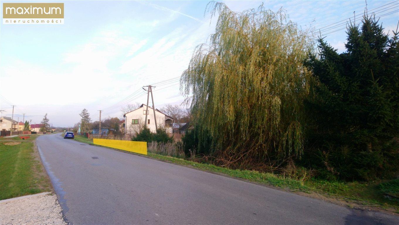 Działka budowlana na sprzedaż Różaniec  1753m2 Foto 2