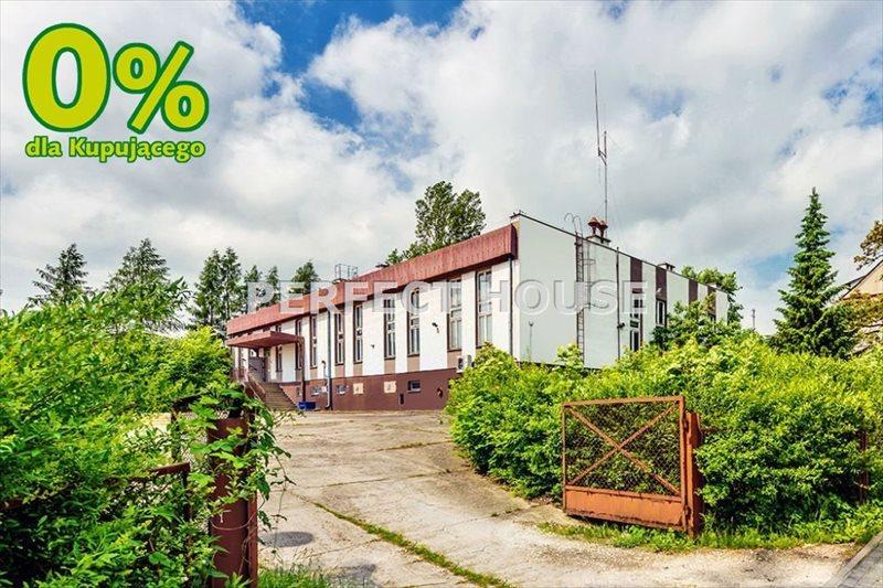 Lokal użytkowy na sprzedaż Więcbork, Krótka  1316m2 Foto 2