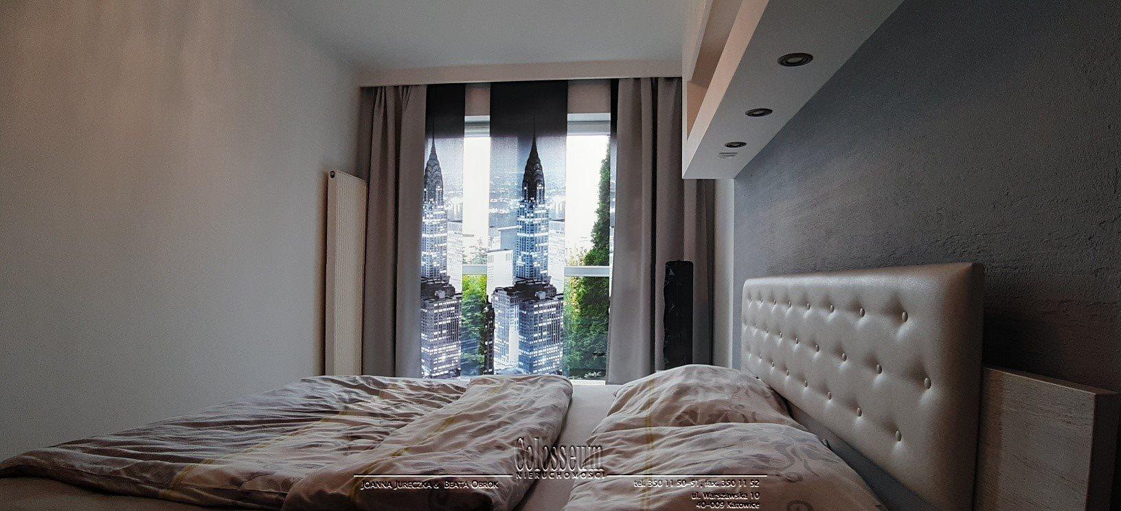 Mieszkanie dwupokojowe na wynajem Katowice, Dąb, Johna Baildona  58m2 Foto 9