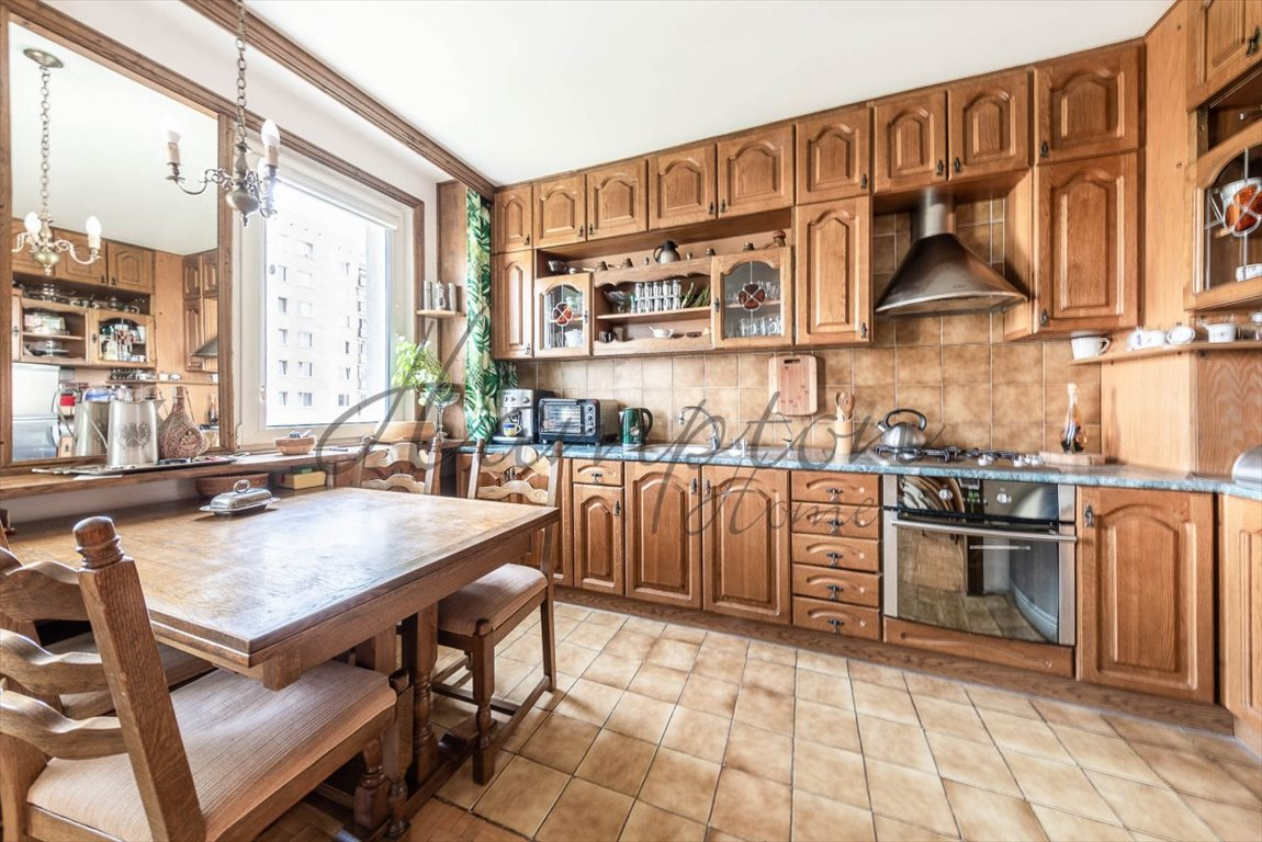 Mieszkanie trzypokojowe na sprzedaż Warszawa, Mokotów, Wita Stwosza  57m2 Foto 6