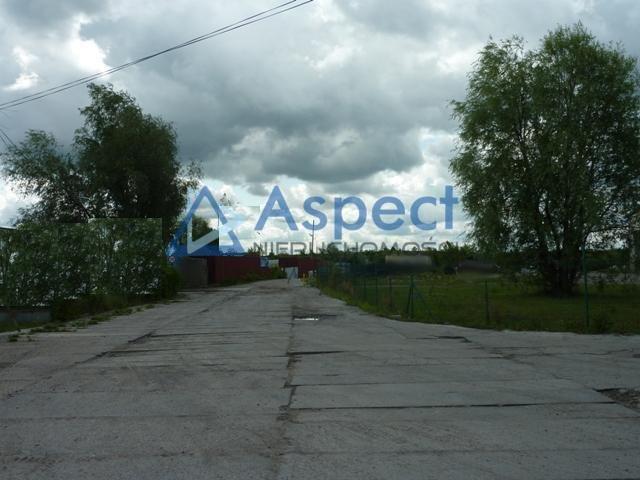 Działka komercyjna na sprzedaż Szczecin, Pomorzany  5400m2 Foto 1