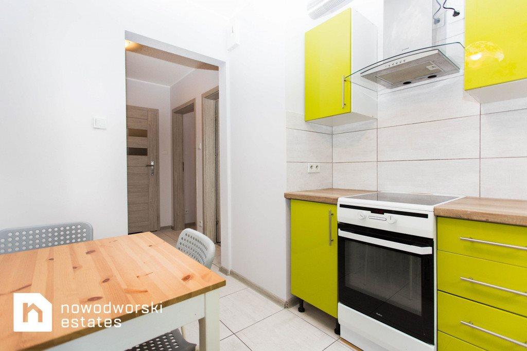 Mieszkanie dwupokojowe na sprzedaż Kraków, Grzegórzki, Grzegórzki, Cystersów  49m2 Foto 8