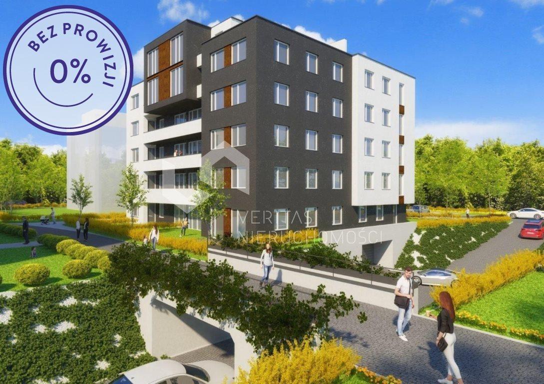 Mieszkanie dwupokojowe na sprzedaż Katowice, Piotrowice, Zabłockiego  102m2 Foto 2