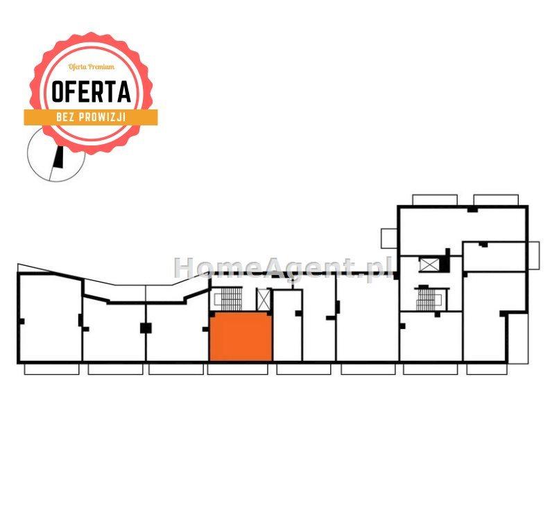 Mieszkanie trzypokojowe na sprzedaż Katowice, Wełnowiec, Bytkowska  47m2 Foto 8