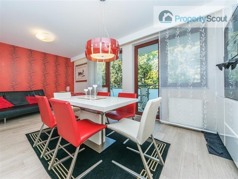 Mieszkanie dwupokojowe na wynajem Sopot, Górny, ARMII KRAJOWEJ  53m2 Foto 4