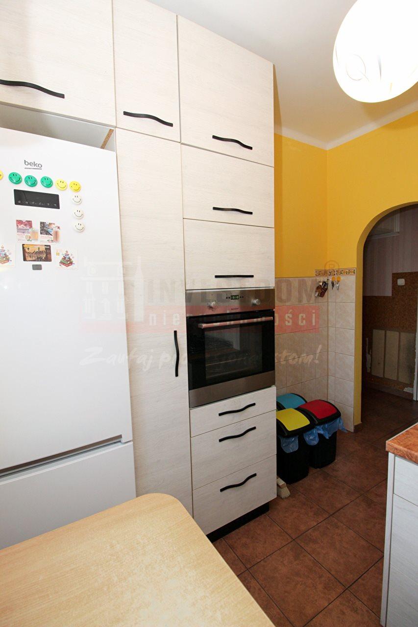 Mieszkanie trzypokojowe na sprzedaż Krapkowice  49m2 Foto 8