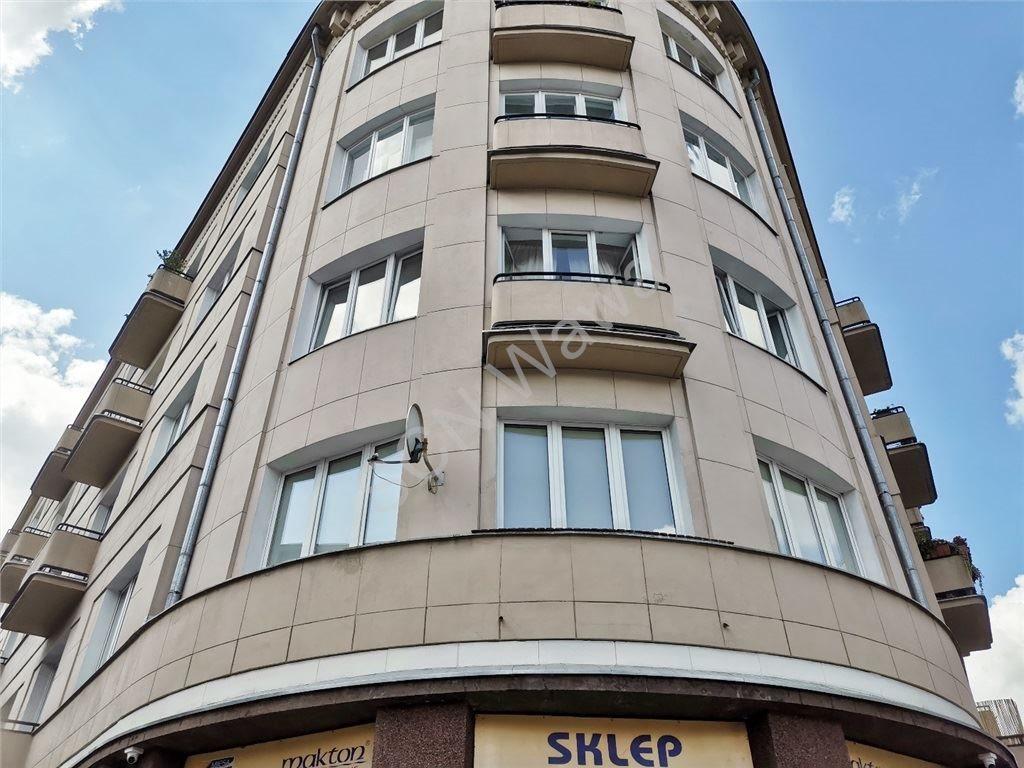 Mieszkanie trzypokojowe na sprzedaż Warszawa, Śródmieście, Czerwonego Krzyża  95m2 Foto 1