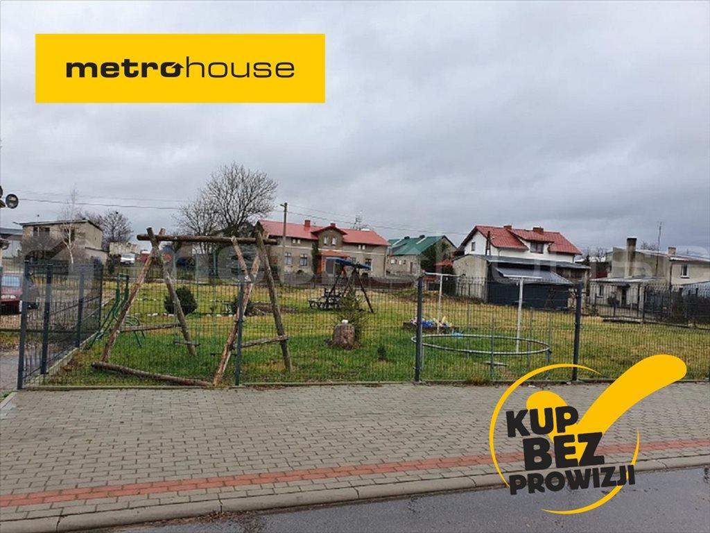 Działka rolna na sprzedaż Grabowo, Lubawa  1236m2 Foto 1