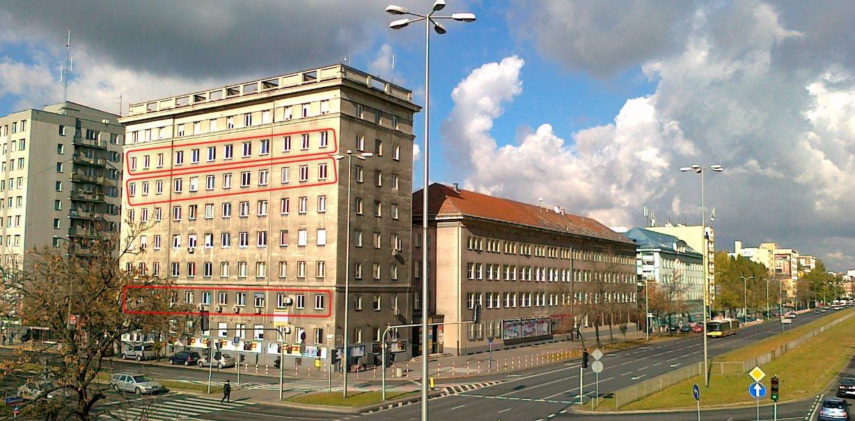 Lokal użytkowy na sprzedaż Warszawa, Mokotów, Czerniakowska 71  431m2 Foto 1