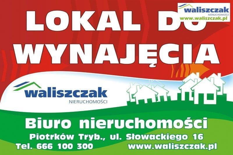 Lokal użytkowy na wynajem Piotrków Trybunalski  255m2 Foto 1