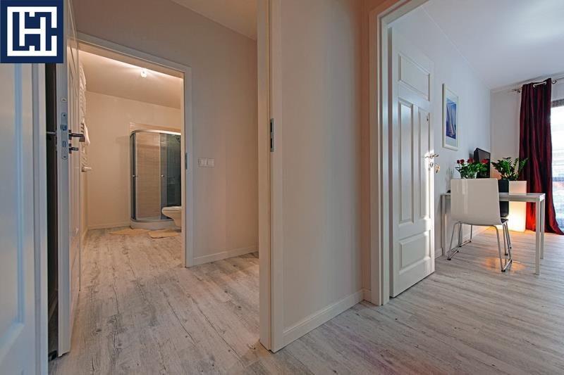 Mieszkanie dwupokojowe na sprzedaż Sopot, Wyścigi, ŁOKIETKA WŁADYSŁAWA  69m2 Foto 5