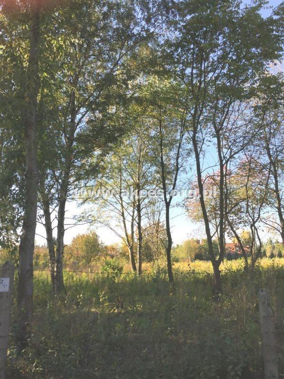 Działka budowlana na sprzedaż Konstancin-Jeziorna, Chylice  1250m2 Foto 5