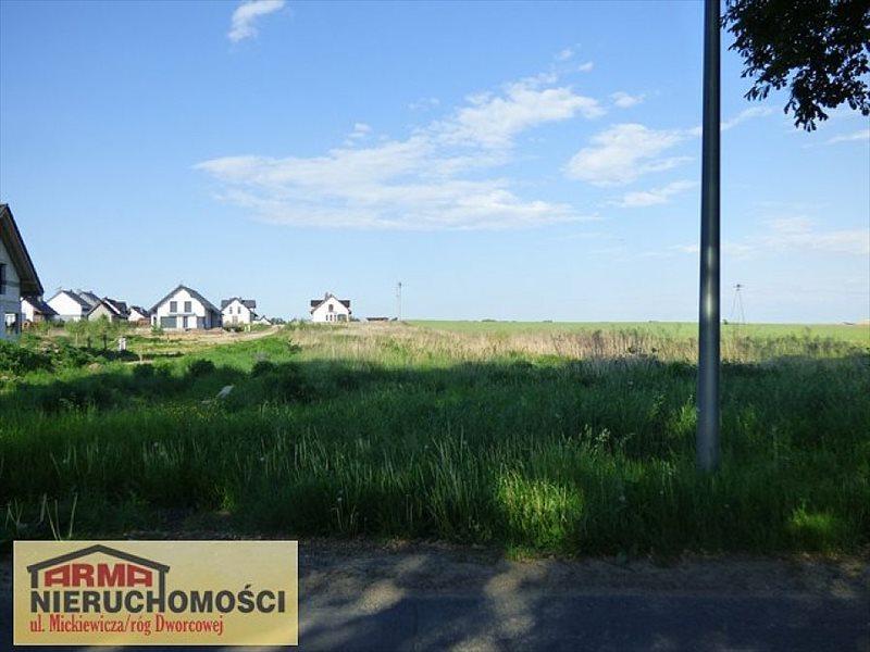 Działka budowlana na sprzedaż Stargard, Niepodległości  1448m2 Foto 7
