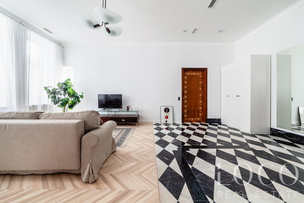 Mieszkanie trzypokojowe na wynajem Warszawa, Śródmieście, Mokotowska  94m2 Foto 4
