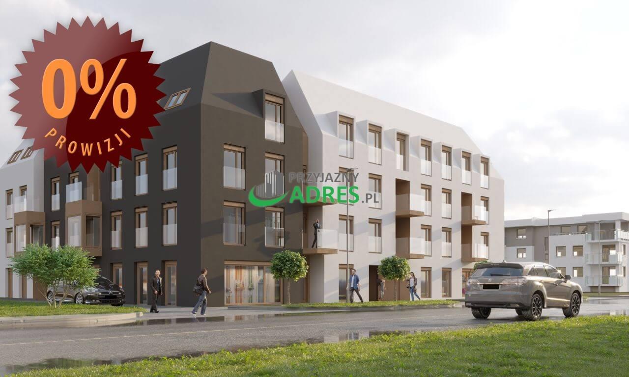Mieszkanie trzypokojowe na sprzedaż Wrocław, Wrocław-Fabryczna, Żerniki  84m2 Foto 1