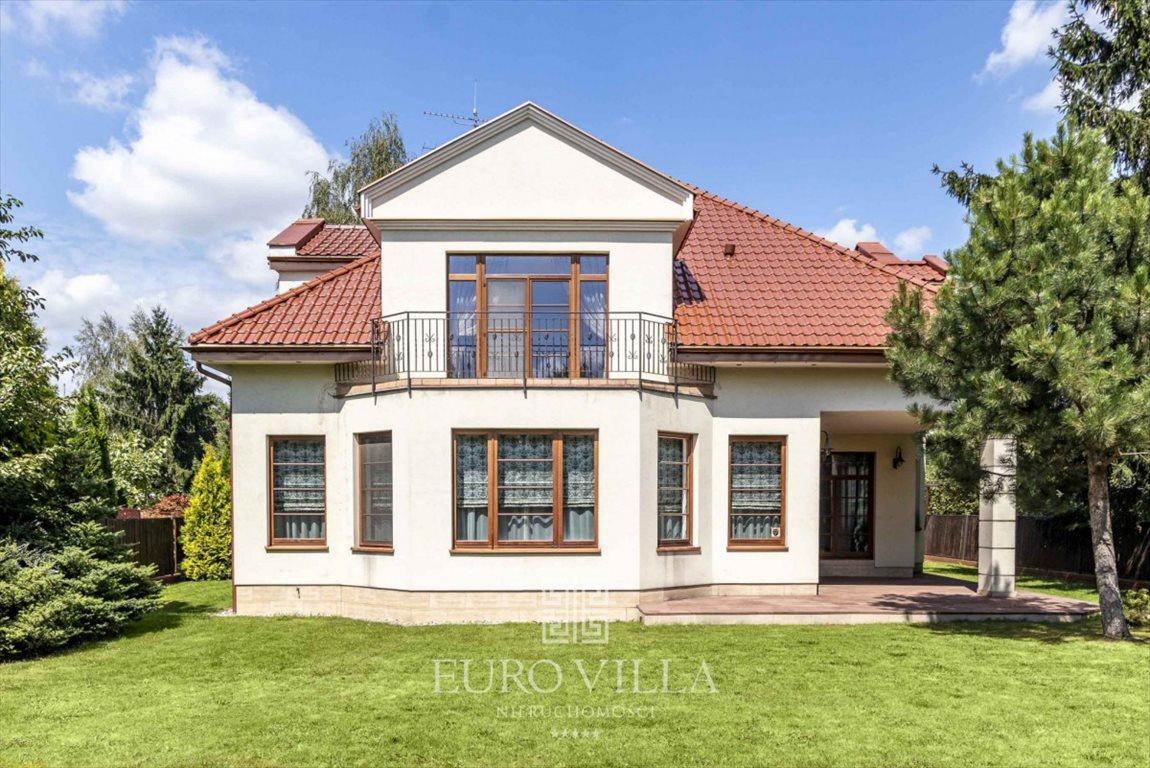 Dom na sprzedaż Konstancin-Jeziorna, Bielawa, Mirkowska  400m2 Foto 1