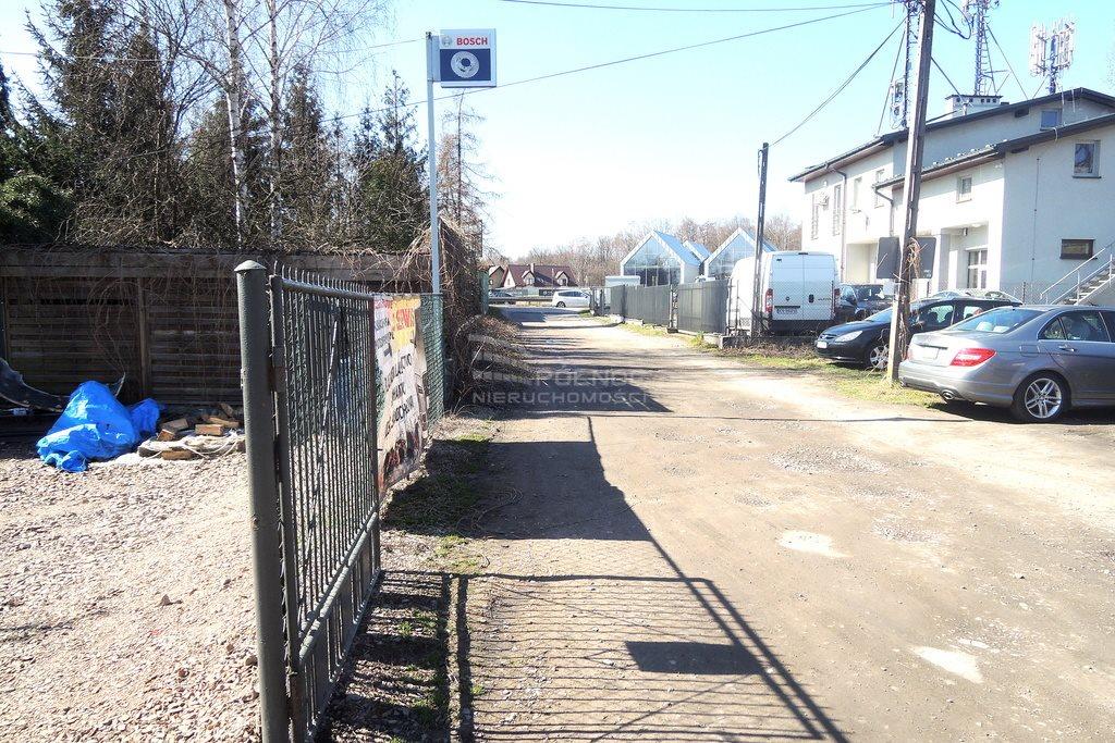 Działka budowlana pod dzierżawę Kraków, Bronowice, Bronowice, Zaborska  1123m2 Foto 10