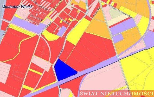 Działka komercyjna na sprzedaż Wrocław, Muchobór Wielki, Muchobór Wielki  37236m2 Foto 1