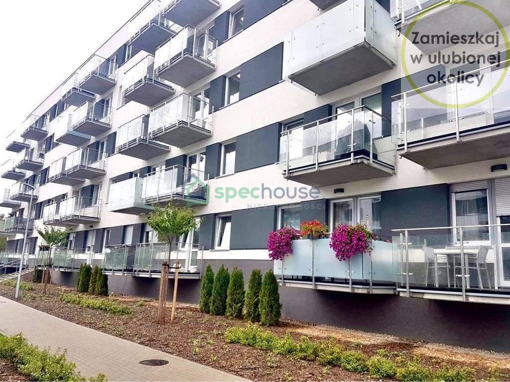 Mieszkanie dwupokojowe na sprzedaż Poznań, Podolany, Podolany, Druskiennicka  31m2 Foto 1