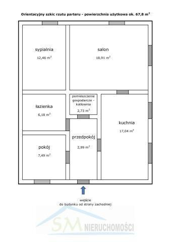 Dom na sprzedaż Serock  68m2 Foto 5