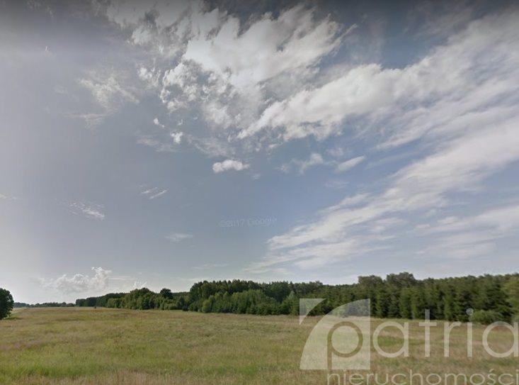 Działka rolna na sprzedaż Komarowo  6728m2 Foto 1