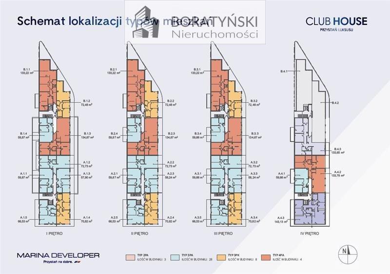 Mieszkanie trzypokojowe na sprzedaż Szczecin, Dąbie, Dąbie, Przestrzenna  60m2 Foto 5