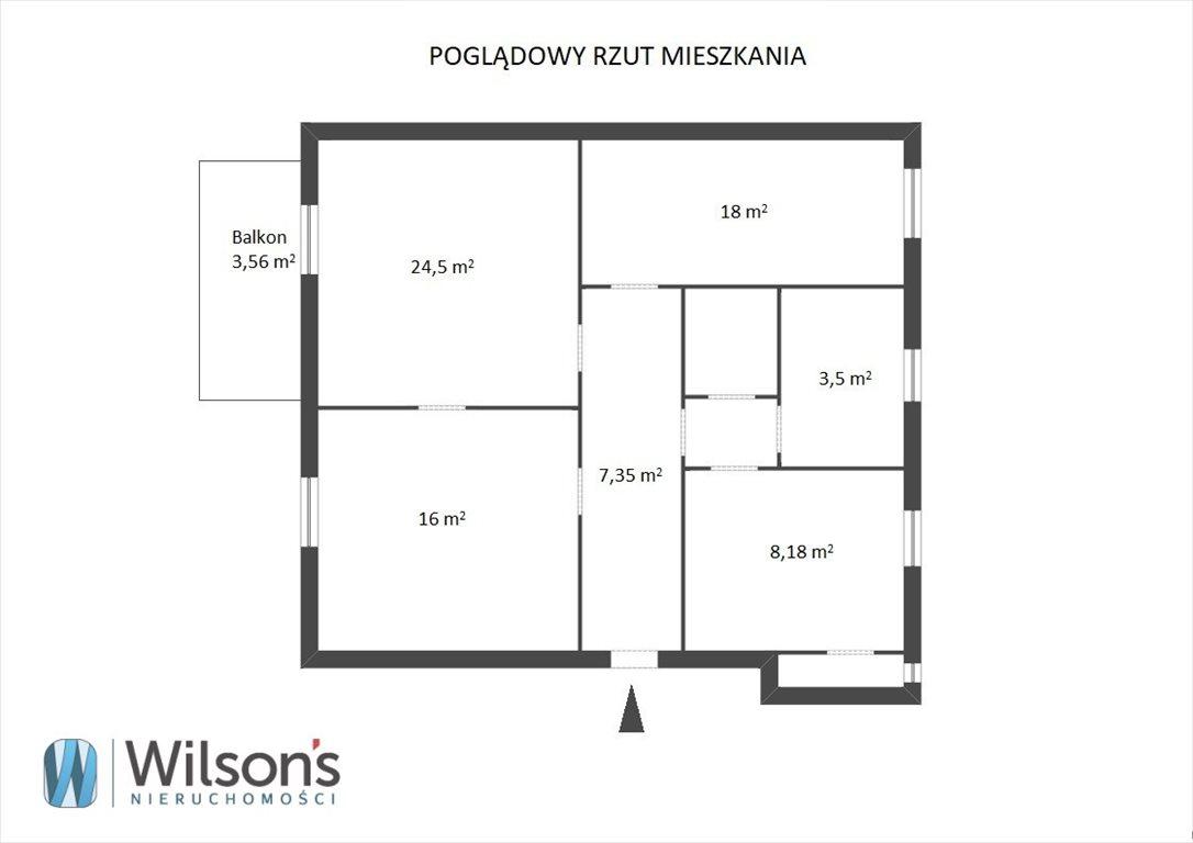 Mieszkanie trzypokojowe na sprzedaż Warszawa, Śródmieście, Koszykowa  85m2 Foto 10