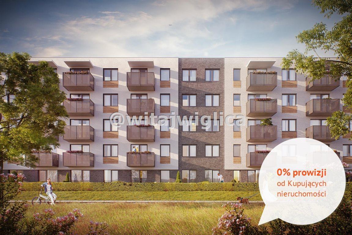 Mieszkanie trzypokojowe na sprzedaż Wrocław, Krzyki, Klecina, Jutrzenki  53m2 Foto 4