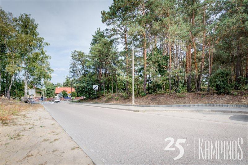 Działka leśna na sprzedaż Hornówek, Izabelin, oferta 2670  4534m2 Foto 3