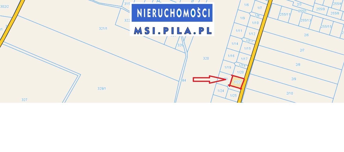 Działka budowlana na sprzedaż Dolnik  1086m2 Foto 1