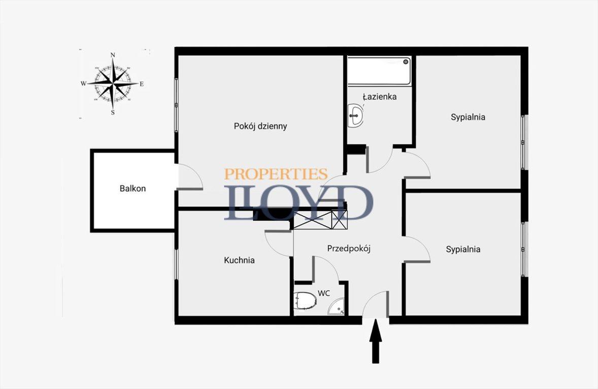 Mieszkanie trzypokojowe na sprzedaż Warszawa, Ursynów, Wawrzyńca Surowieckiego  63m2 Foto 11