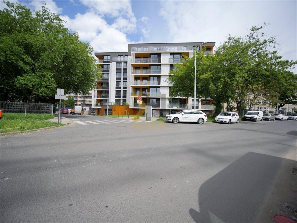Mieszkanie trzypokojowe na sprzedaż Wrocław, Tarnogaj, Nyska  67m2 Foto 2