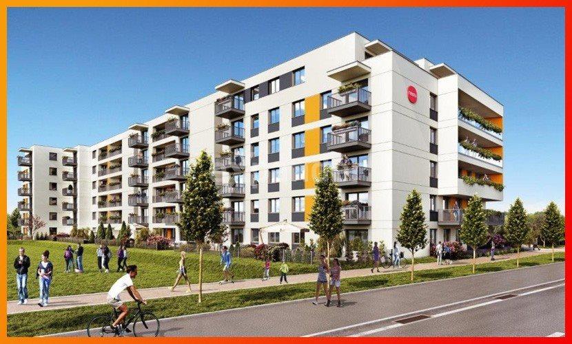 Mieszkanie trzypokojowe na sprzedaż Poznań  69m2 Foto 4